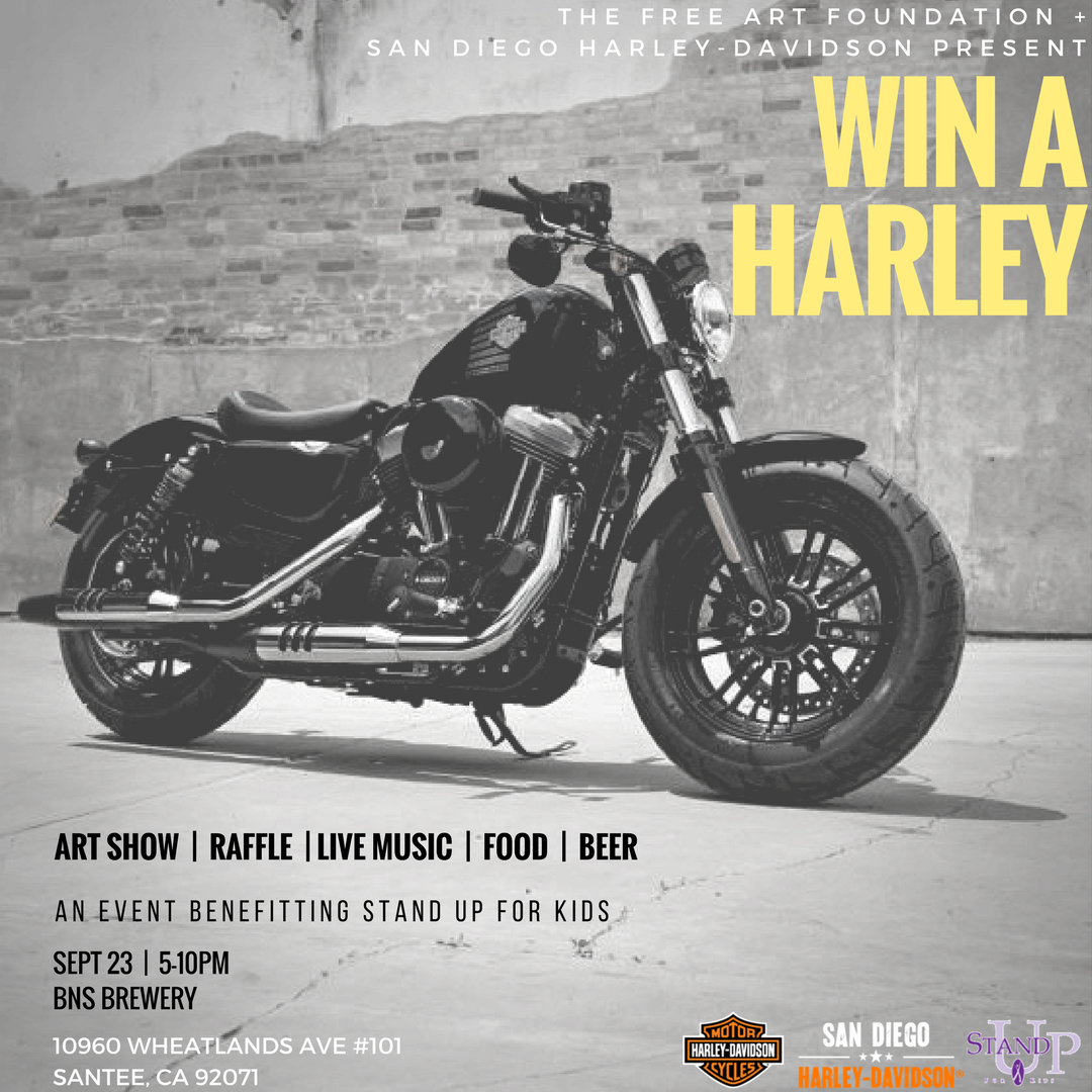 How to win a harley